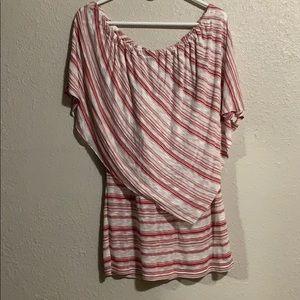 Elan short cotton dress